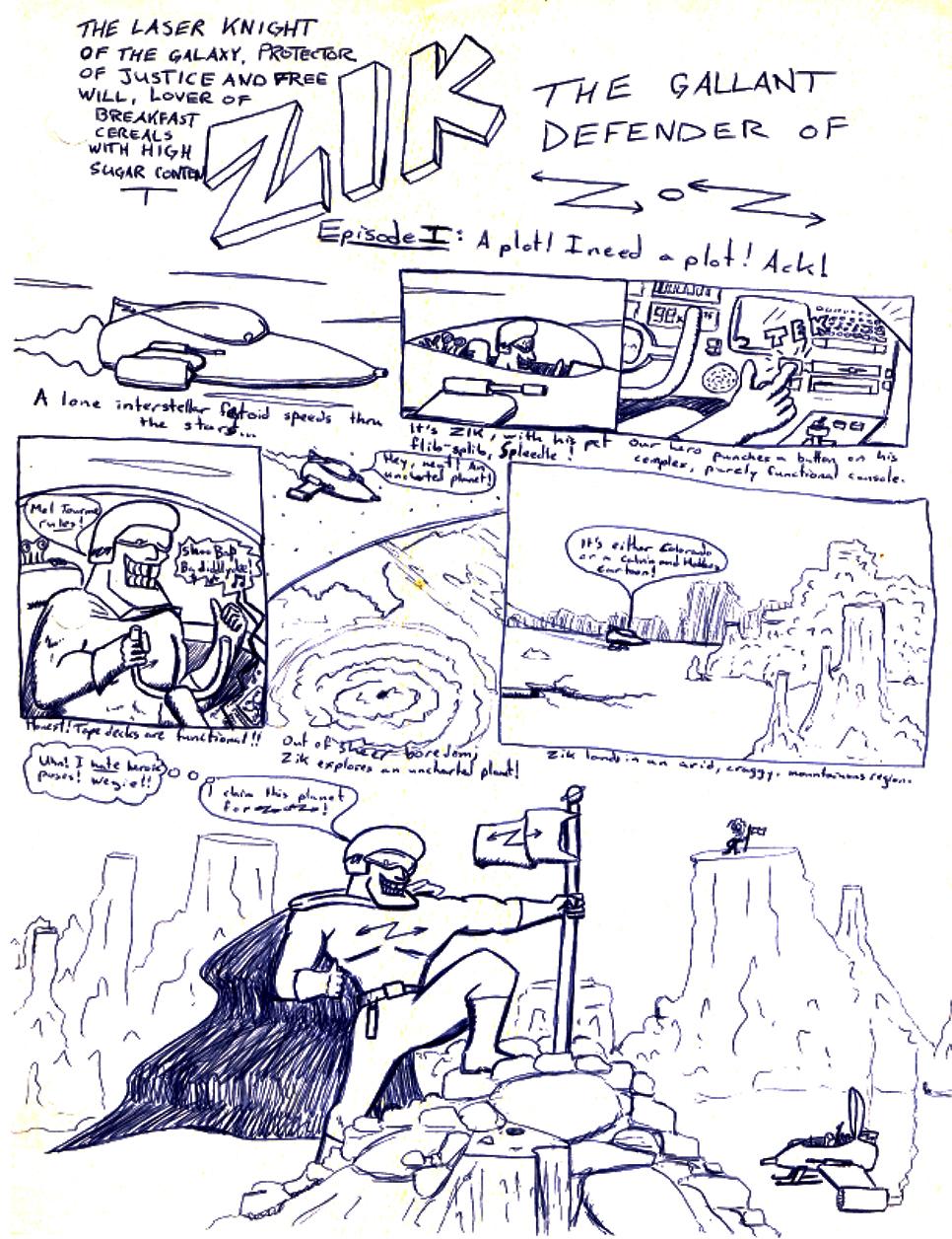 Original Zik Page 1